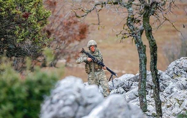 Армія Туреччини зайшла майже на 30 км вглиб Іраку