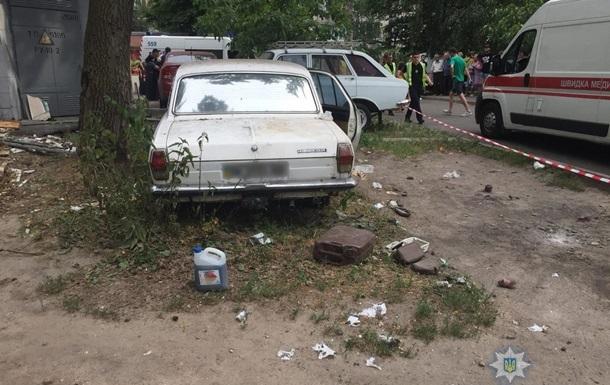 Вибух авто в Києві: став відомий стан дітей