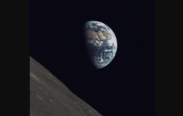 Новітній китайський супутник надіслав фото Землі