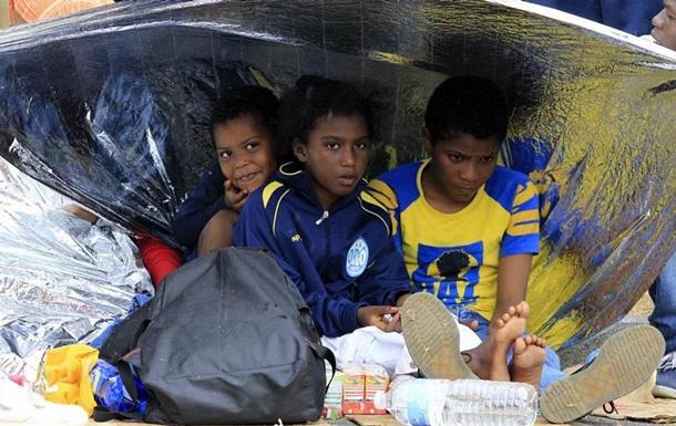 Oxfam: Французькі прикордонники чинили наругу над мігрантами