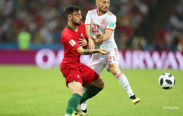 ЧМ-2018: Португалия - Испания 3:3. Онлайн