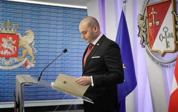 Новый премьер Грузии: кто такой Мамука Бахтадзе