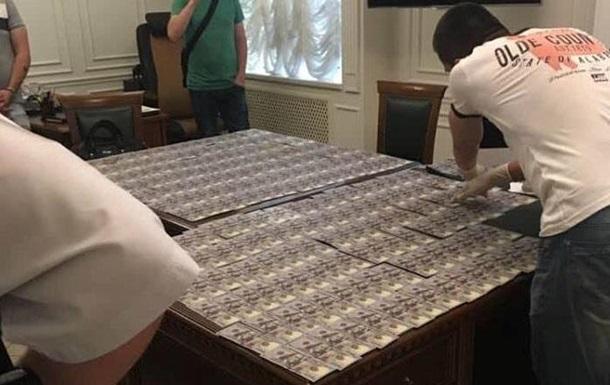 У Запоріжжі на хабарі у $25 тисяч затримано адвоката
