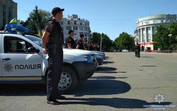 В Мариуполе усилили меры безопасности