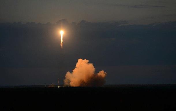 Россия запустила ракету Союз со спутником ГЛОНАСС-М