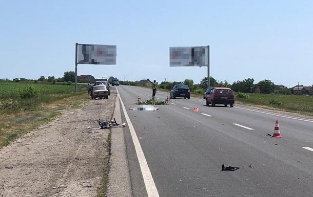 Женщина-велосипедист погибла в ДТП под Харьковом