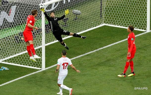 ЧМ-2018: Тунис - Англия 1:2. Онлайн