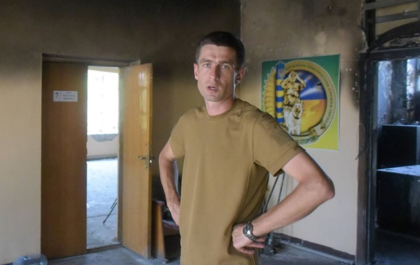 У Маріуполі підполковнику зламали щелепу за українську мову - соцмережі