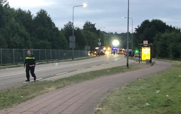 У Нідерландах поліція затримали водія, який в їхав у натовп