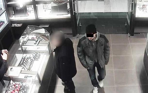 У Польщі затримали українця за пограбування ювелірних магазинів