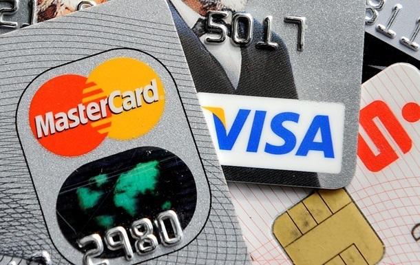В Украине массово блокируют банковские карты