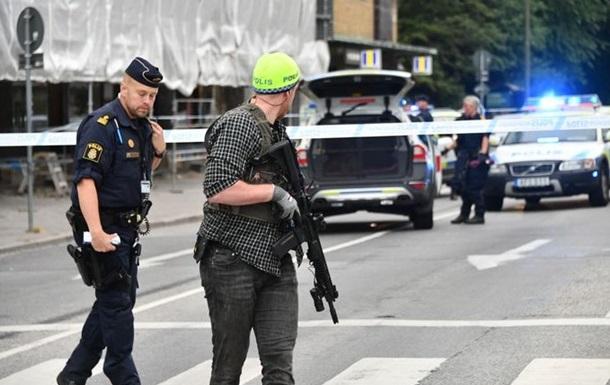 В шведском Мальме произошла стрельба