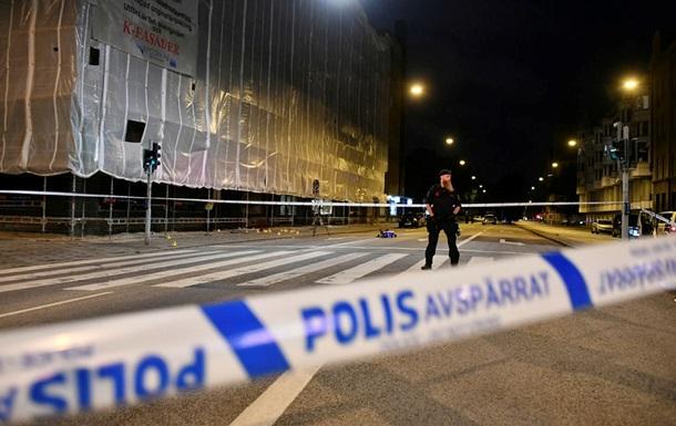 Стрельба в Швеции: двое раненых скончались
