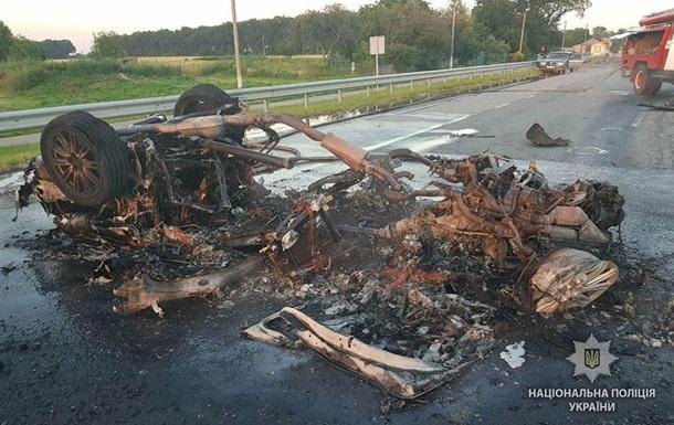 У Полтавській області в ДТП загинули двоє людей