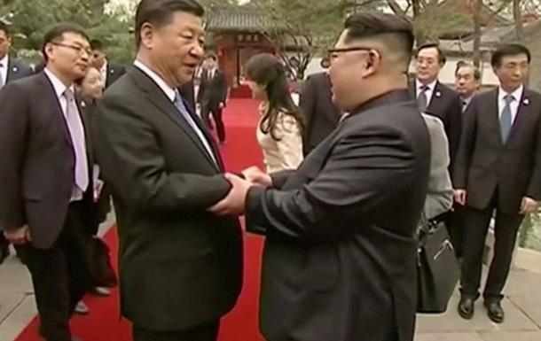 Зачем Ким Чен Ын поехал в Китай