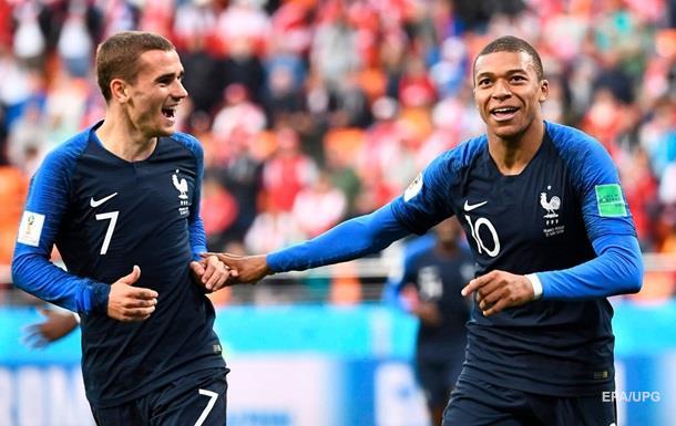 ЧМ-2018: Франция – Перу 1:0. Онлайн