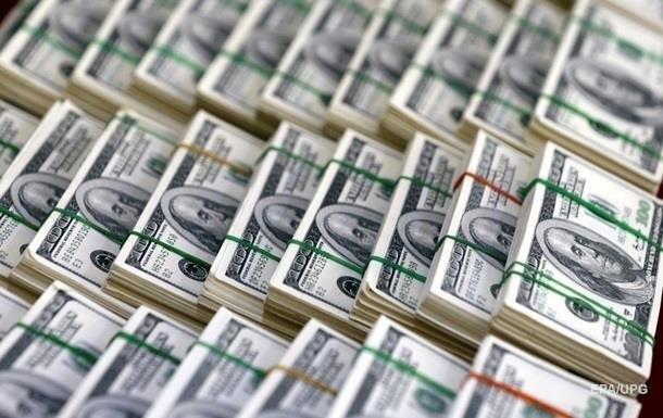 Валовый внешний долг Украины сократился