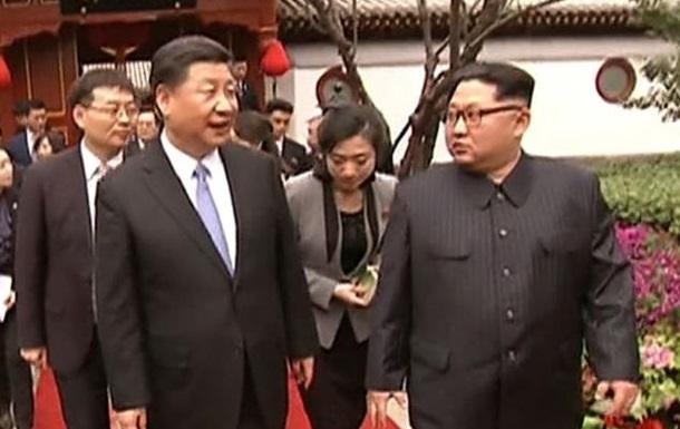 Ким Чен Ын и Си Цзиньпинь: кому выгодно объединение Корей
