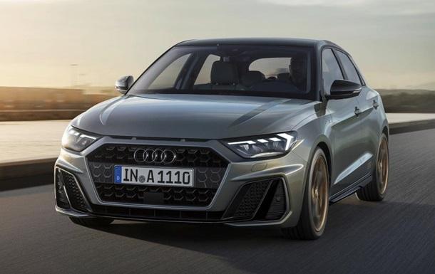 Audi представила свій новий хетчбек A1