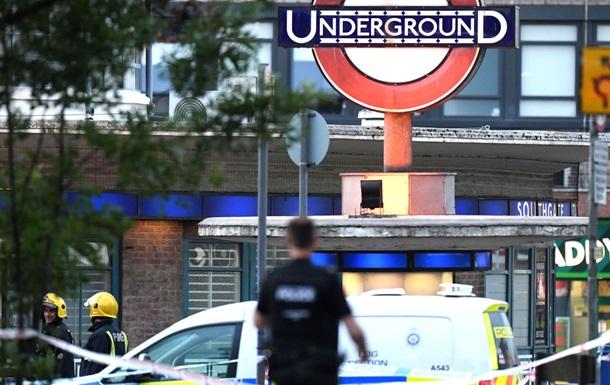 Вметро Лондона произошел взрыв, есть пострадавшие
