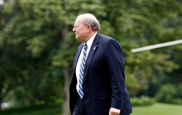 Заместитель главы Белого дома ушел в отставку