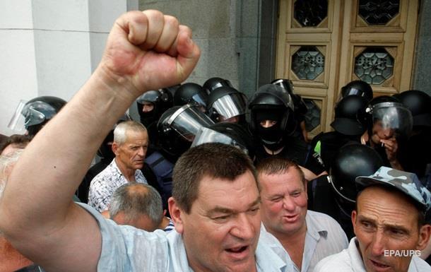 Итоги 19.06: Столкновения под Радой, демарш США