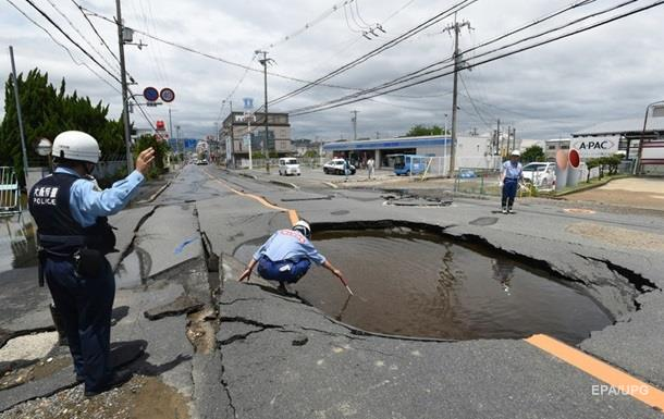 Землетрясение в Японии: число жертв увеличилось
