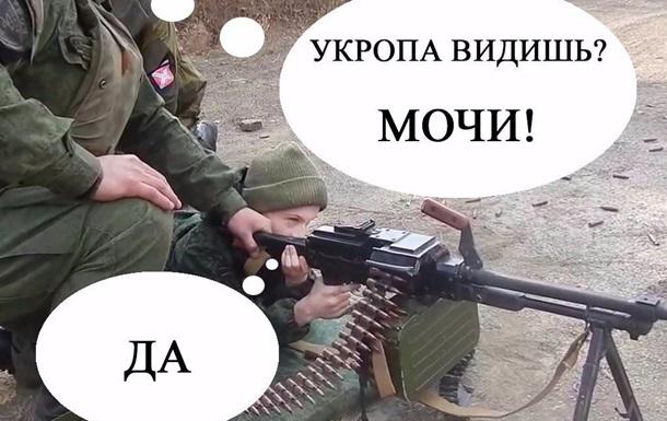 Дети Республик как новый вид оружия в руках Захарченка