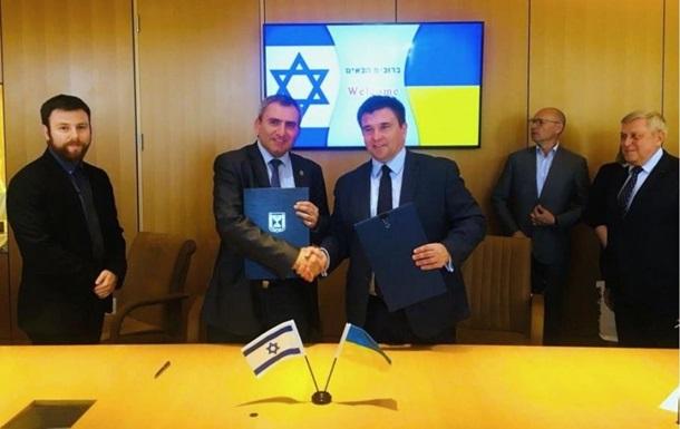 Україна та Ізраїль узгодили готовність Угоди про вільну торгівлю