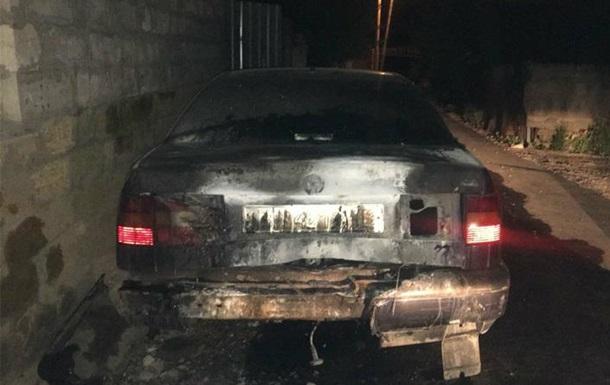 В Одесі згоріли п ять автомобілів