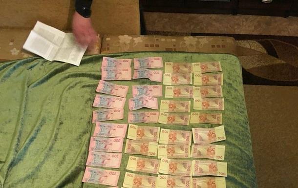 В Харьковской области на взятке  погорели  два пограничника