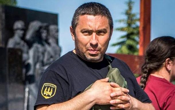Поліція затримала екс-бійця батальйону Донбас