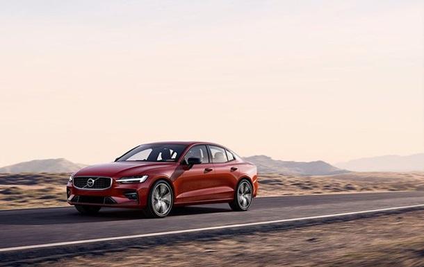 Volvo рассекретила обновленный седан S60