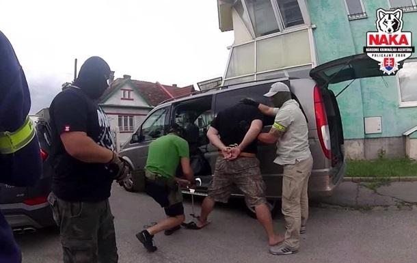 Задержанным в Словакии оказался экс-член Правого сектора