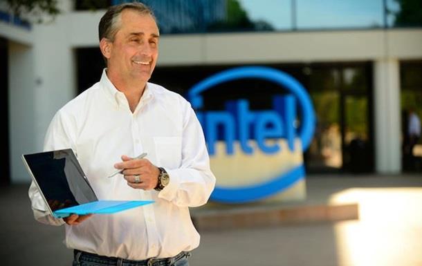 Глава Intel уходит в отставку