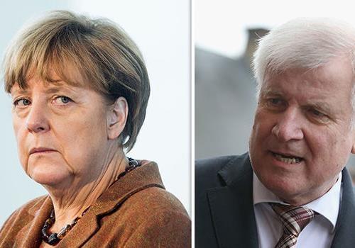 Агонія Меркель