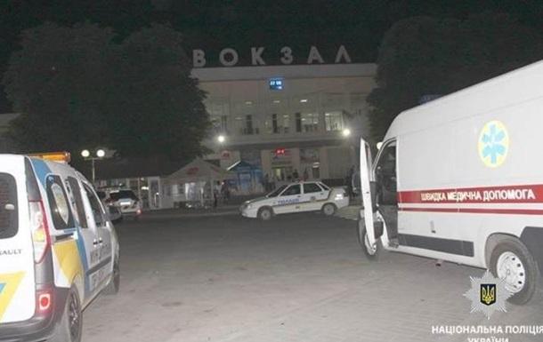 В Днепропетровской области мужчина  минировал  вокзал ради интереса