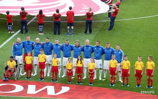 ЧС-2018: Нігерія - Ісландія 2:0. Онлайн
