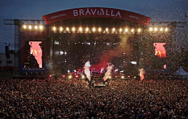 Крупнейший музыкальный фестиваль вШвеции отменили из-за жалоб обизнасилованиях нанем