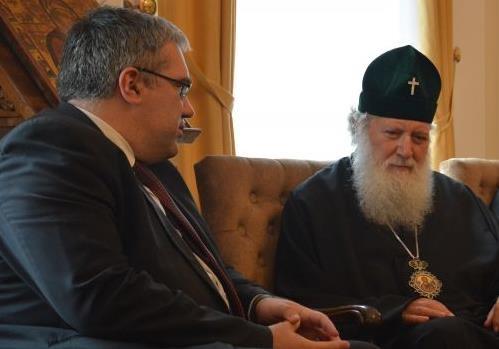 Как Болгарский патриарх отшил посланцев Порошенко