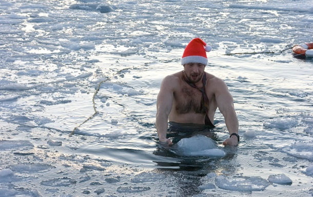 Українські полярники відзначають Мідвінтер