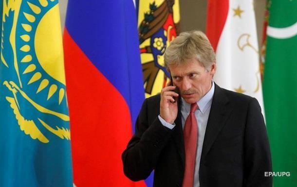 Пєсков розповів про труднощі з обміном Сенцова