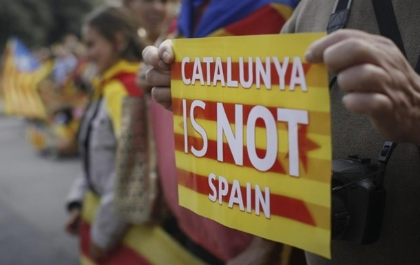 В Каталонии заявили о  разрыве отношений  с испанской монархией