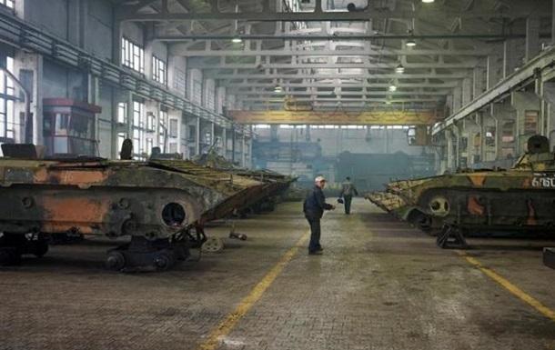 СБУ обшукує Житомирський бронетанковий завод