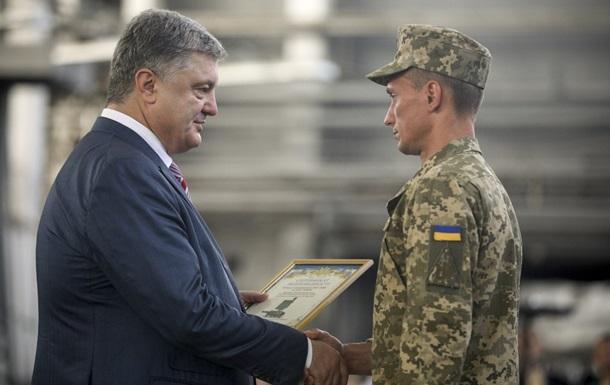 Порошенко передал ВСУ отечественные радары