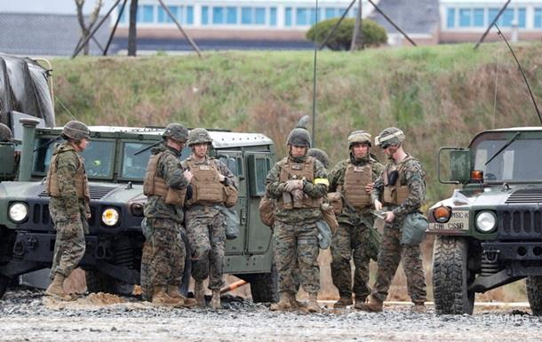 США призупинили навчання з Південною Кореєю