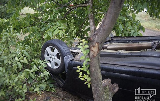 В Кривом Роге пьяный водитель насмерть сбил двух женщин