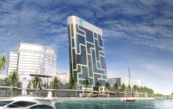У Дубаї завершується будівництво iPod-хмарочоса