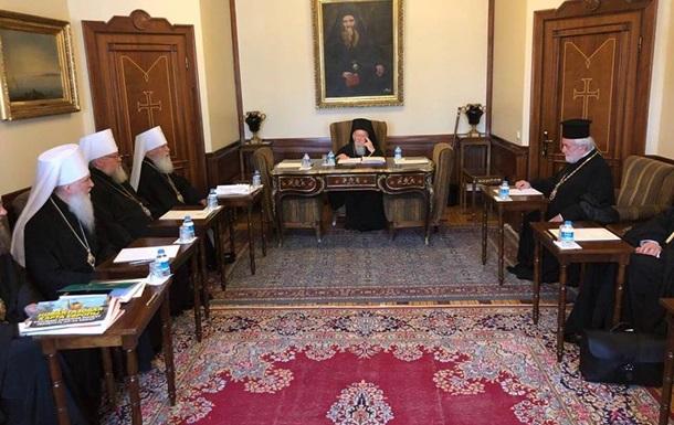 Рішення Константинополя про Томос немає - УПЦ МП