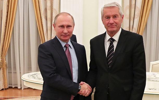 Генсек Совета Европы попросит освободить Сенцова